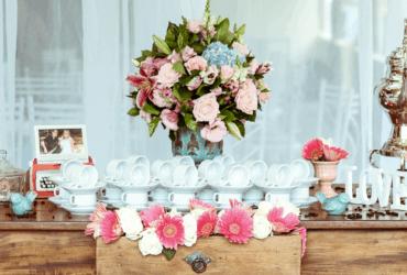 Tendances de décoration de mariage